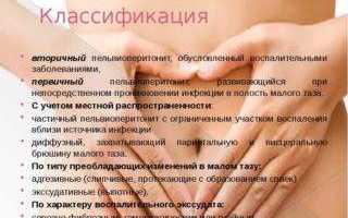 Перитонит малого таза: к какому врачу обращаться, последствия, профилактика и прогноз