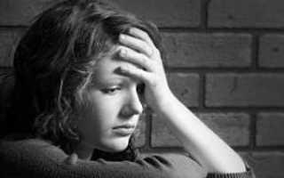 Почему кружится голова в подростковом периоде