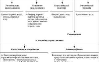 ЛЕКЦИЯ №16. Пищевые токсикоинфекции. Пищевые токсикозы