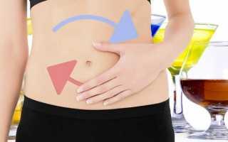 Влияние алкоголя на органы желудочно-кишечного тракта