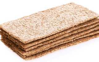 Какой хлеб можно есть при гастрите?