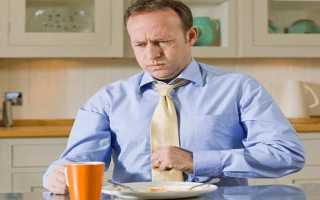 Проявление симптомов изжоги, причины и признаки воспаления