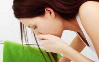 Почему тошнит и болит поясница у женщин и мужчин?