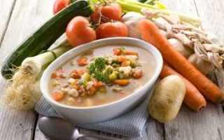 Правильная диета для поджелудочной железы и желчного пузыря