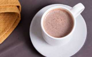 Можно ли какао при язве желудка и как его правильно пить?