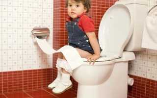 Почему у ребенка может быть понос серого цвета