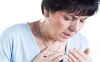 Тяжесть в желудке тяжело дышать