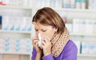 Температура, понос, кашель и насморк у ребенка