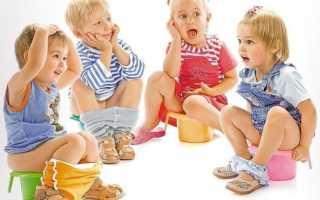Что делать, если у ребёнка 5 лет запор: узнаем причину и способы лечения