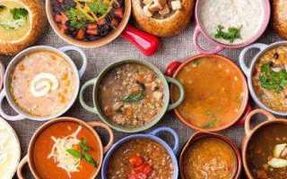 Идеальная диета при ГЭРБ с повышенной кислотностью