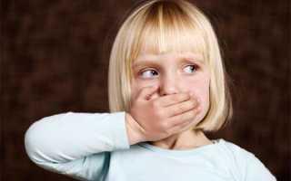 Кашель до рвоты у ребенка: что делать, причины приступов, как лечить
