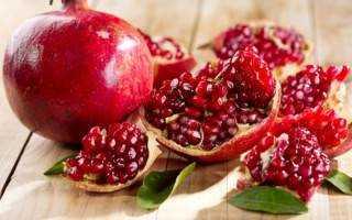 Гранат крепит или слабит? Когда лучше употреблять фрукт: при запорах или поносах?