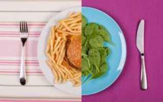 Разрешенные продукты диеты при гастрите хронической формы