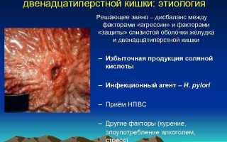 Инъекции солкосерила и другие уколы при язвенной болезни желудка