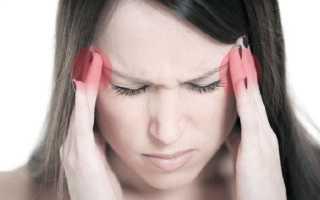 Причина тошноты и головной боли в висках: диагностика и лечение