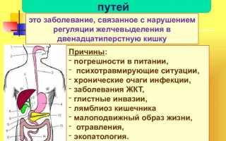 Диагноз ДЖВП: симптомы и лечение дискинезии желчевыводящих путей у ребенка