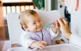 Диета после кишечной инфекции у ребенка