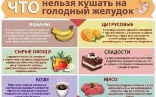 Меню при язве желудка: список разрешенных блюд на неделю