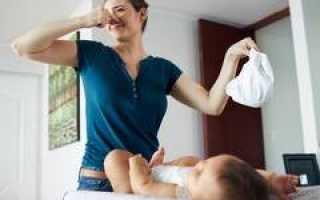 Понос у грудного ребенка: причины и лечение