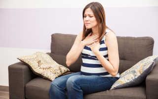 «Пожар» в груди: каковы причины изжоги и как с нею бороться во время беременности