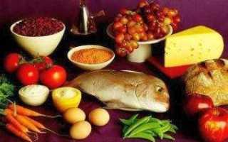 Правильная диета при гастрите с пониженной кислотностью</strong></noscript>