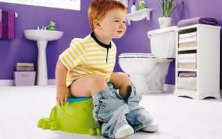 Почему у ребенка кал зеленого цвета и что с этим делать?