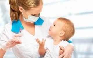Когда и как делают прививки от полиомиелита детям — особенности вакцинации