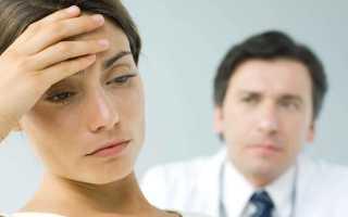 Почему возникает тяжесть в голове, головокружение и слабость
