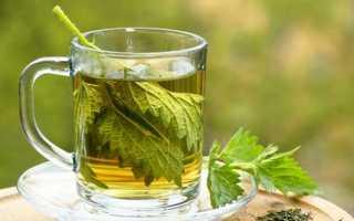 Слабительный травяной чай от запоров