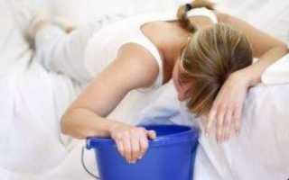 Причины рвоты с кровью после выпивания алкоголя