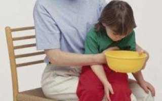 Причины возникновения рвоты у ребенка без температуры, диагностика и лечение