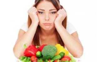 Потеря аппетита и тошнота