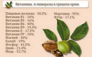 Может ли понос возникнуть от грецких орехов, как его предотвратить