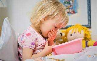 Рвота каждые полчаса у ребенка