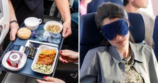 10 вещей, от которых стоит отказаться во время полета