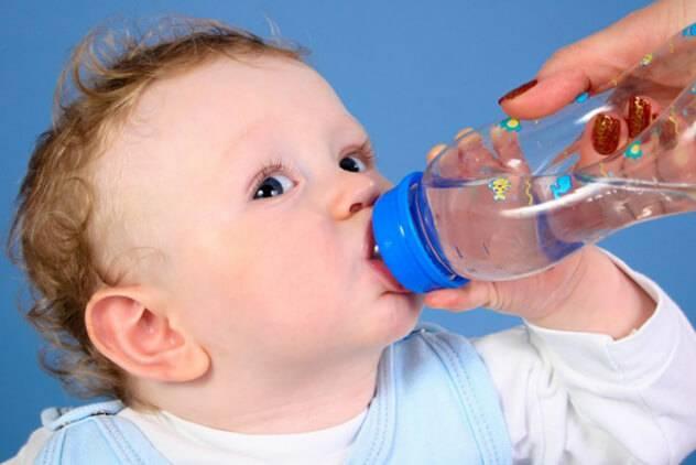 Отпаивание малыша