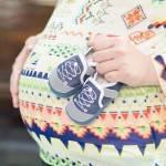 30 неделя беременности - как выглядит женщина