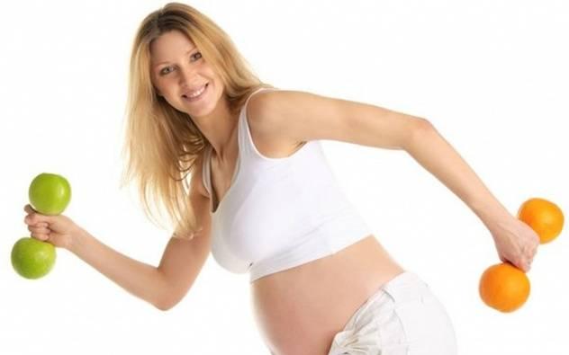 Упражнения для профилактики болей в животе при беременности