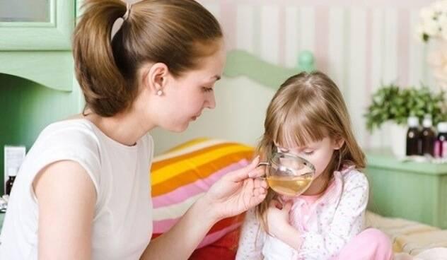 Народные средства для остановки рвоты у детей
