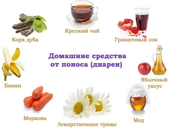 Что кушать ребенку  и взрослому при диарее