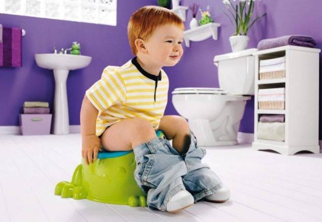 Понос без температуры у ребенка
