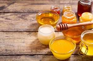 Какой мед полезен для желудка: виды, как применять
