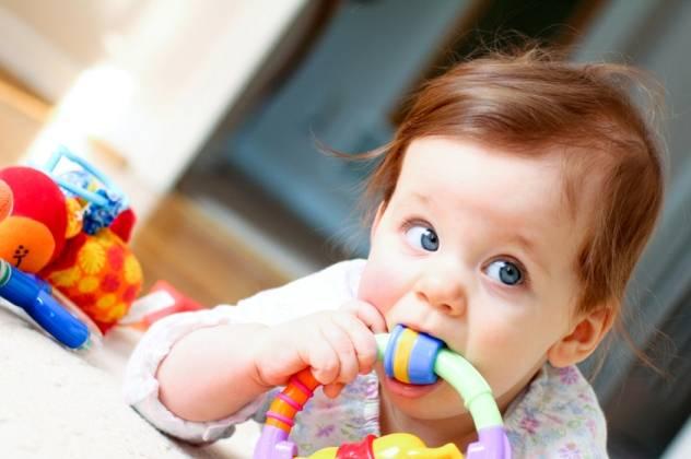 Малыш: причины токсикоинфекции