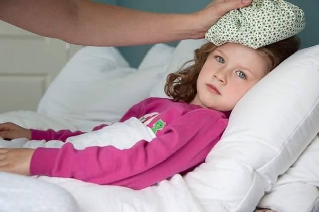 Девочка: симптомы токсикоинфекции
