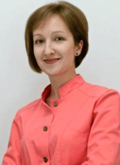 Оксана Игоревна.  Высшая категория