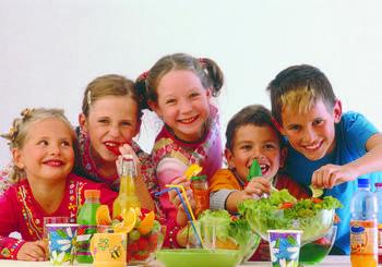 Правильное питание при болях в животе у ребенка